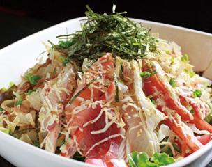 頂 特製海鮮サラダ ¥980